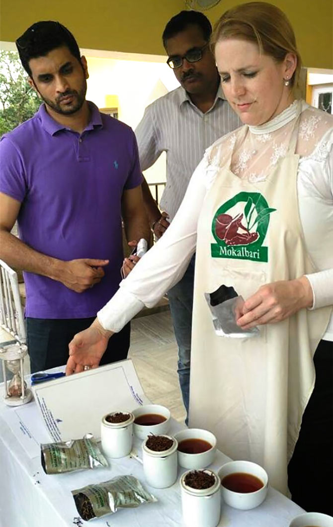 Specialty teas become popular with Assam's growers - Rediff