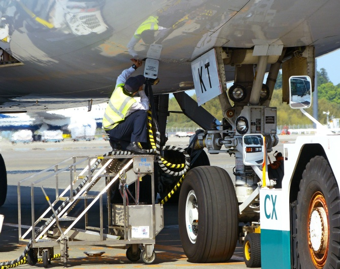 Breather for airlines as jet fuel price drops