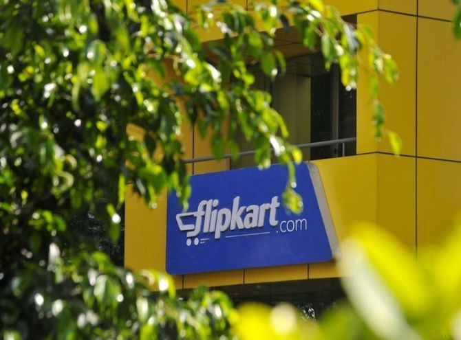 Flipkart sees a slew of changes in top management