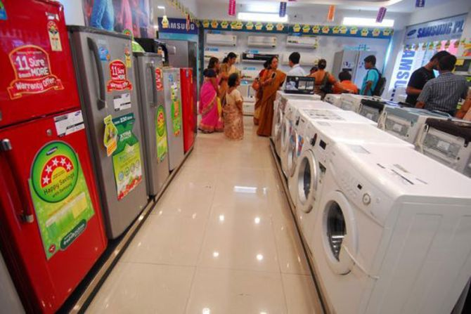 Consumer goods output gets a durable boost