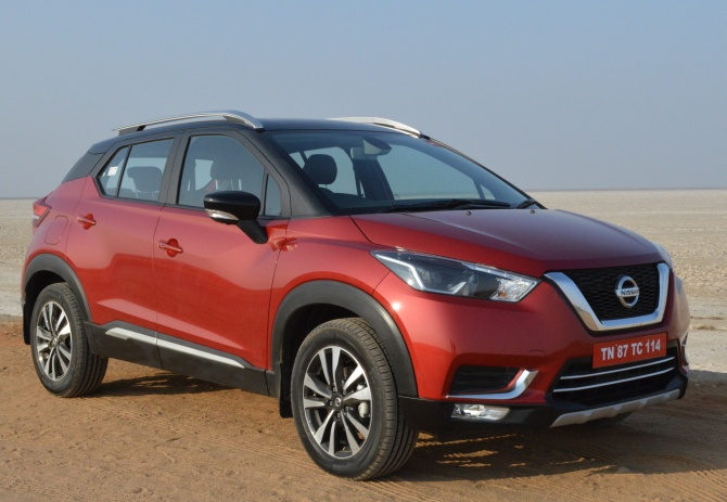Nissan Kicks: First Drive Review