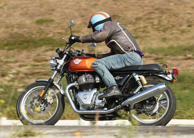 What makes the Royal Enfield Twins real special