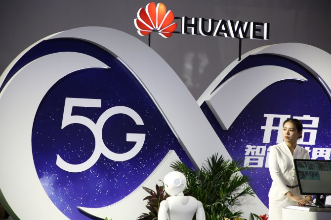 Huawei can now participate in 5G trials in India