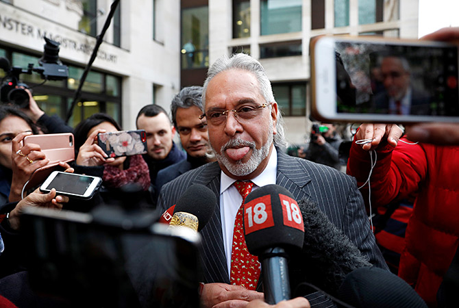 Mallya's extradition expected within 28 days