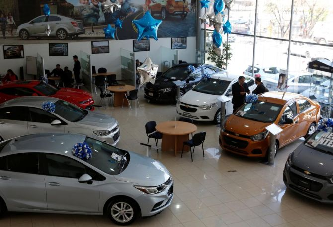 Festive-season discounts bring respite to auto dealers