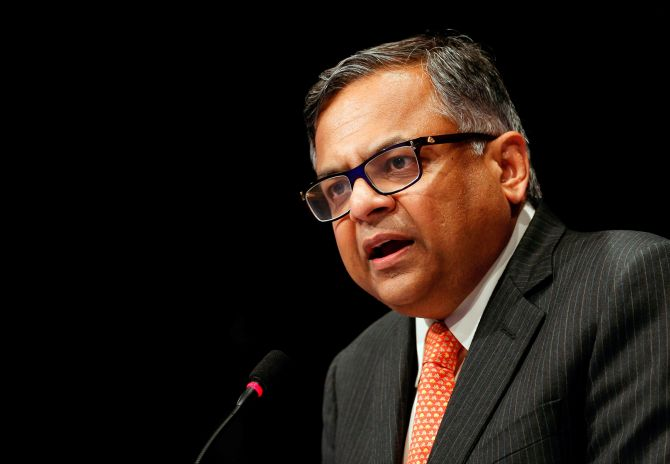 Tata chief on challenges to creating more jobs