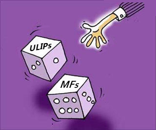 ULIPs vs MFs: Where should you invest?