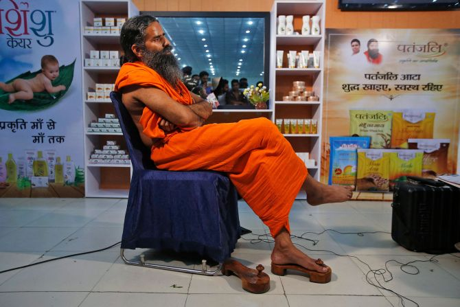 Patanjali didn't have nod for Covid drug: U'khand govt