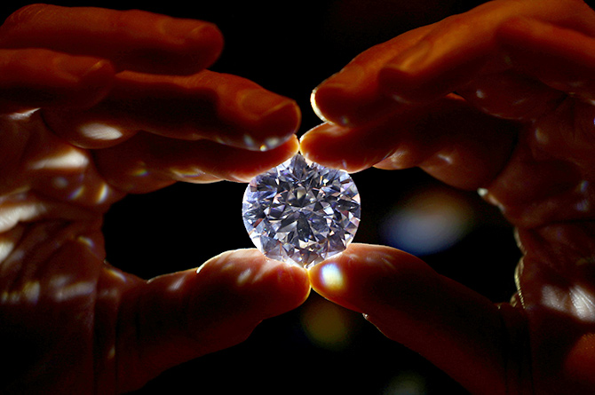 After 21 years, diamonds will be auctioned in Surat