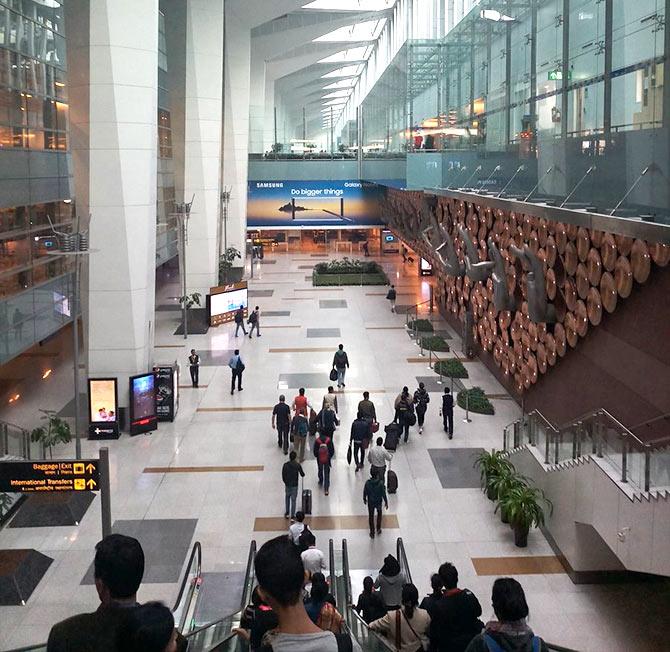 VOTE! India's BEST airport