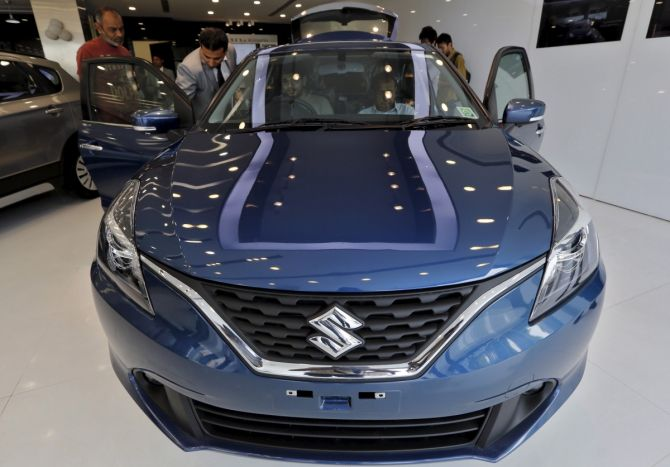 Maruti Suzuki's cash reserves swell by 28%