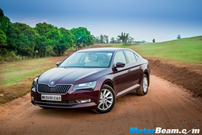 As an overall package, the Skoda Superb is impressive