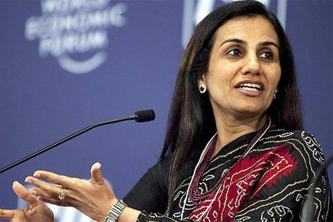 ICICI looking for new opportunities post DeMo and GST: Kochhar