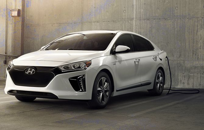Hyundai S First Ev To Hit Indian Roads In 2019 Rediff Com Business