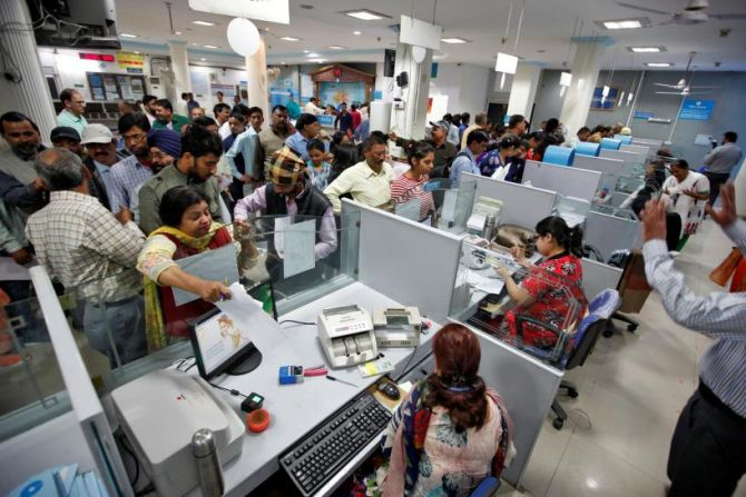Free banking services offered to customers not under GST ambit
