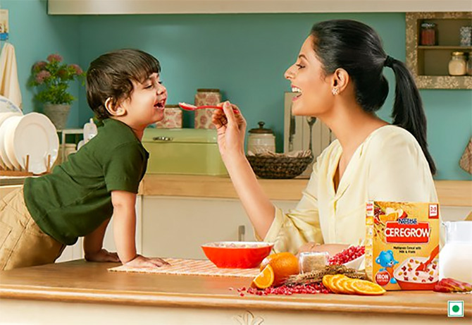 After the Maggi fiasco of 2015, Nestle worked at diversification. Photograph: Courtesy Nestle India.