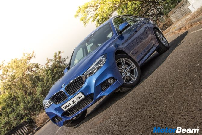 The 330i GT M Sport makes for a sensible buy