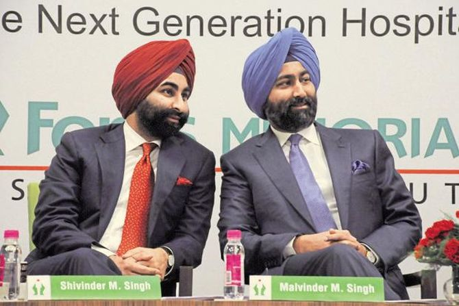How the once mighty Singh brothers fell from grace