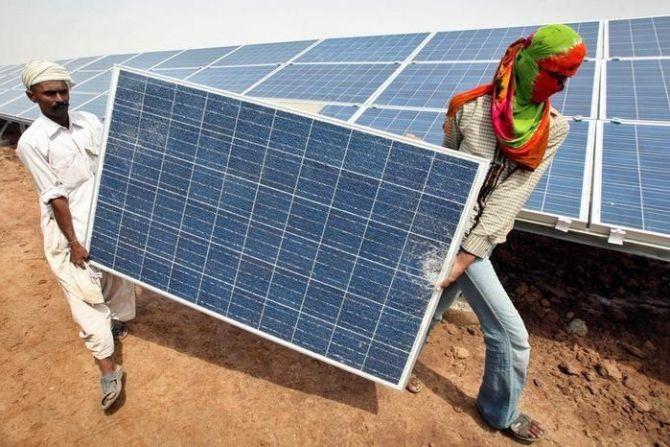 RIL, Adani to set up solar units under PLI scheme