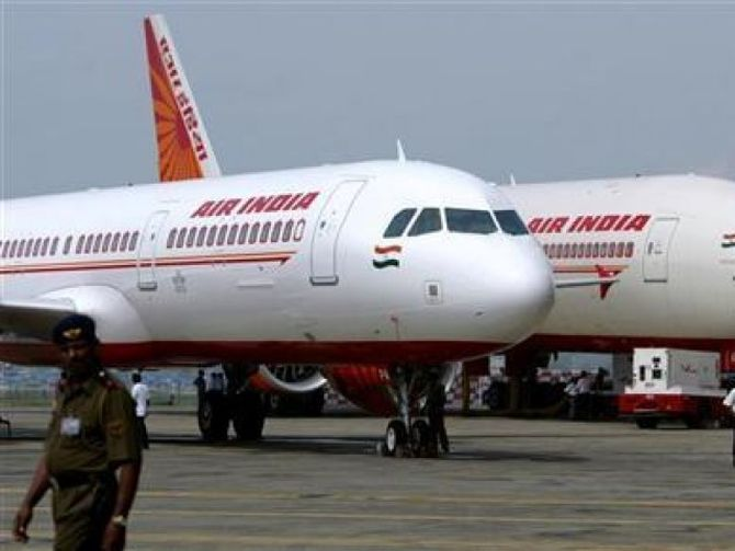 Is your net worth Rs 3500cr? You can bid for Air India