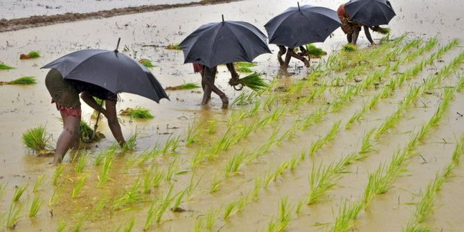 Can poor monsoons rain on the BSE's parade?