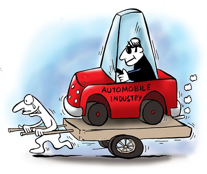 Motor Vehicles Bill gets President's nod