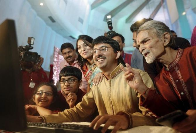 Samvat 2075 gets off to a flying start; Sensex surges 246 pts
