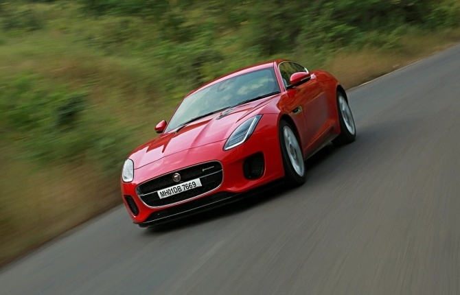 Jaguar F-Type 2.0-litre Petrol Review