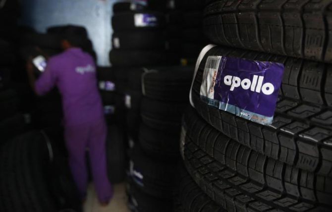 Shareholders force head honchos of Apollo Tyres to take pay cut