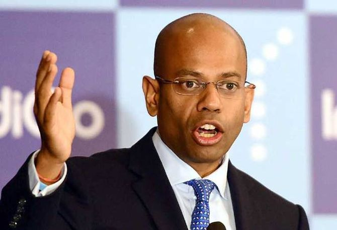 Oyo appoints ex-IndiGo chief Aditya Ghosh as new CEO