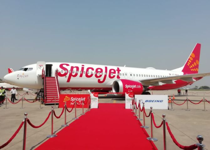 SpiceJet's Boeing 737 Max planes may take wing in June