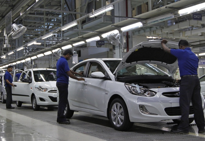 Just how bad is the slowdown in automobile sector?