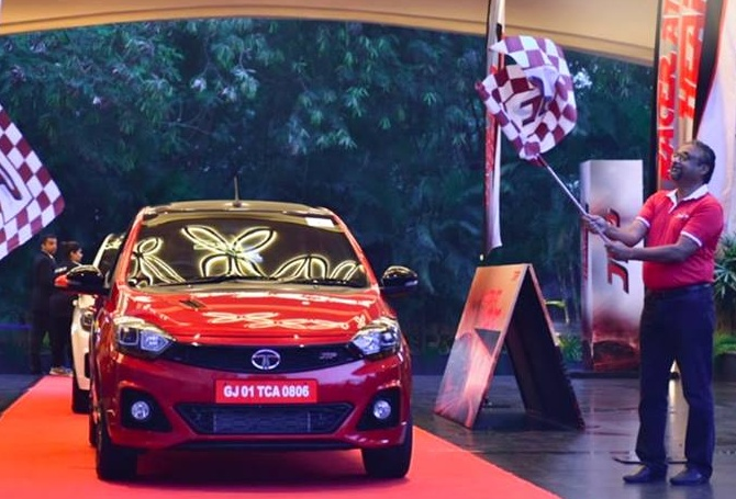 Tiago JTP is priced at Rs 639,000, Tigor JTP is priced at Rs 749,000
