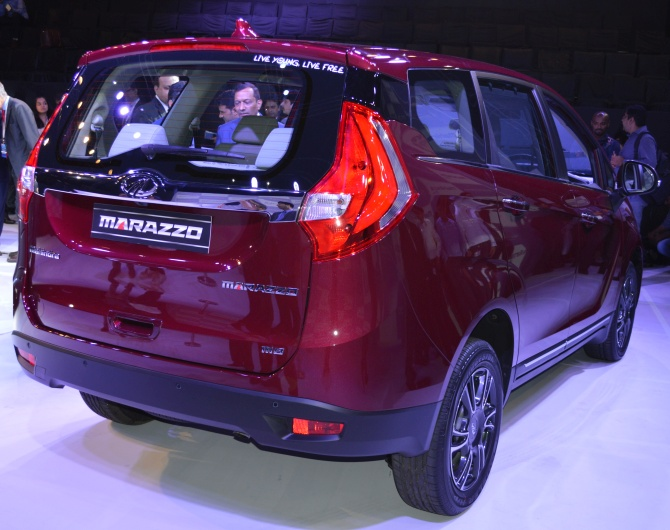 North Valley Honda >> The good, not-so-good and the bad about Marazzo - Rediff ...