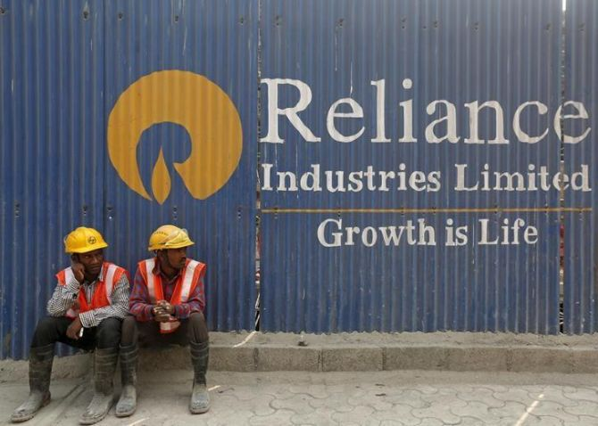 RIL again becomes most valued firm by market valuation