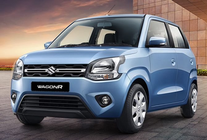 Maruti recalls 1.35 lakh WagonRs and Balenos