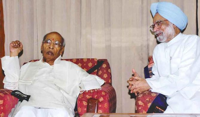 Rao-Manmohan reforms are outdated