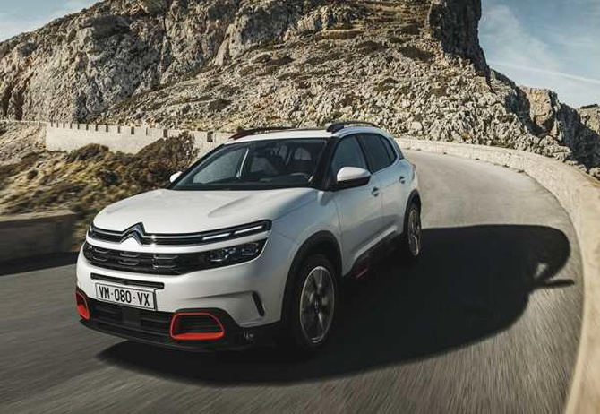 PSA's Citroen announces grand India plans with SUV
