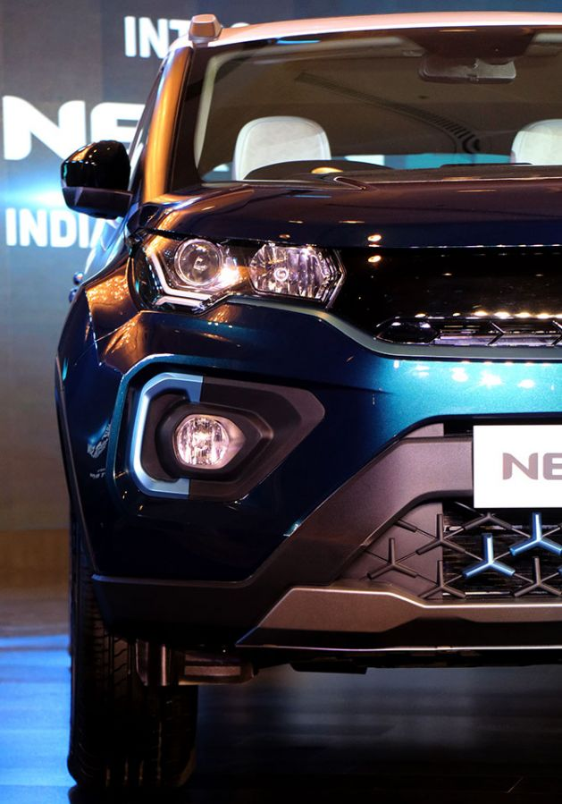 Tata Nexon EV: Electric car with an 8 year warranty! - Rediff.com Business