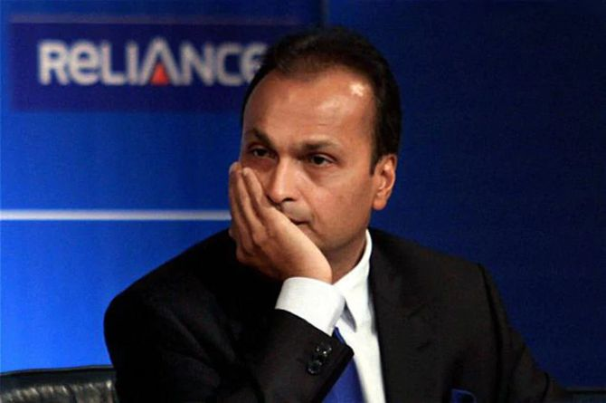 Anil Ambani's sinking wealth leaves lenders jittery