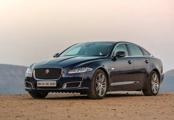 If you often drive the car yourself, Jaguar XJ50 is worth owning