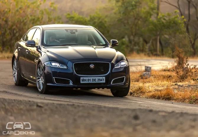 Jaguar XJ50: Review