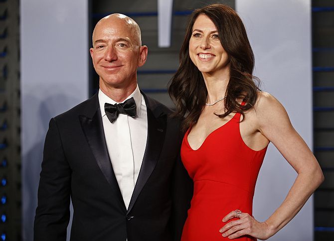 With $2 bn in charity, Jeff Bezos is top donor of 2018