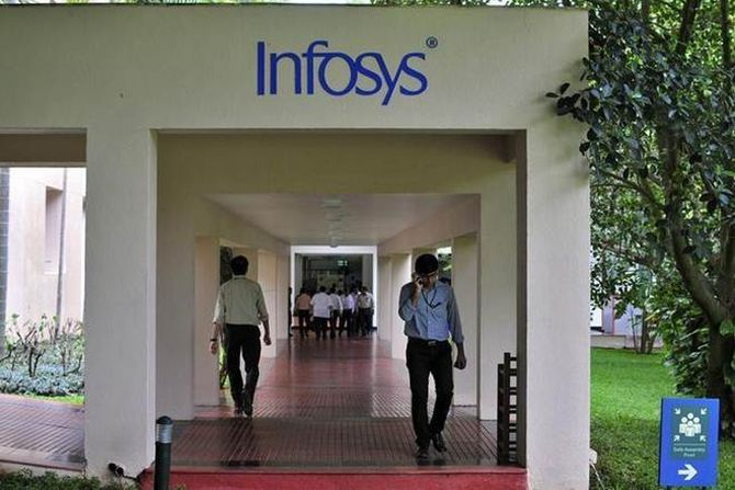 Sebi starts probe against Infy, BSE too has questions