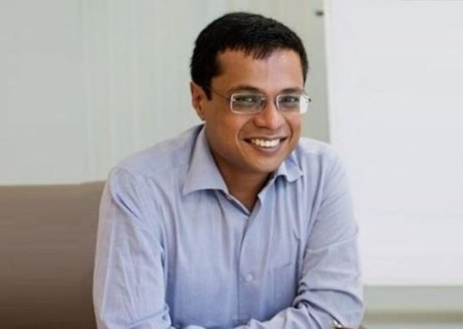 Sachin Bansal quits Ujjivan Small Finance Bank board