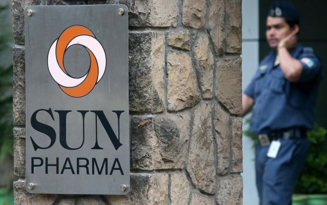 Sun Pharma's m-cap sinks by Rs 8,736 crore in just one day