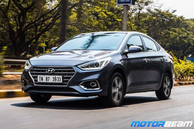 Does it make sense to buy the new Hyundai Verna? - Rediff