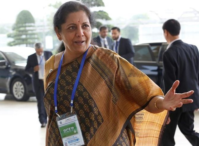 Sitharaman's 4-pronged attack on tax leakages