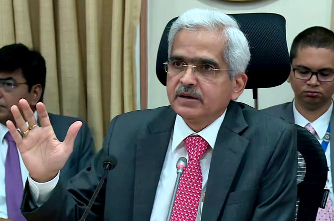 Economic activity clearly losing traction: RBI guv