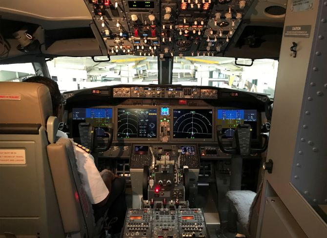 Jet lenders may move into cockpit, replace board